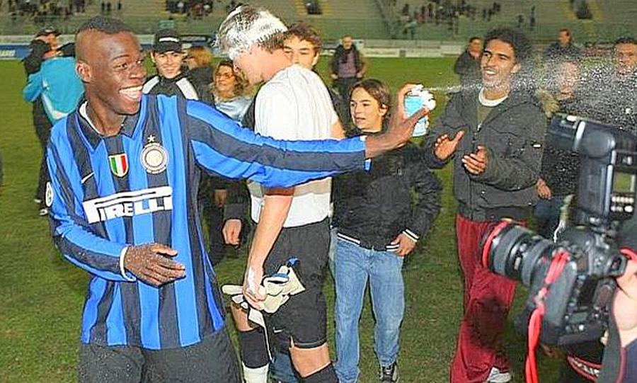 Viareggio Cup - Balotelli, 2008
