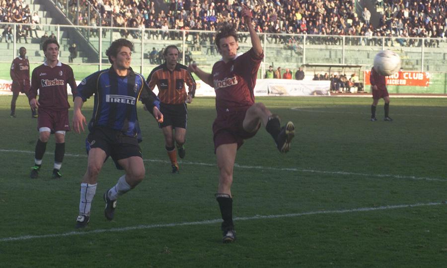 Viareggio Cup - Balzaretti, 2002