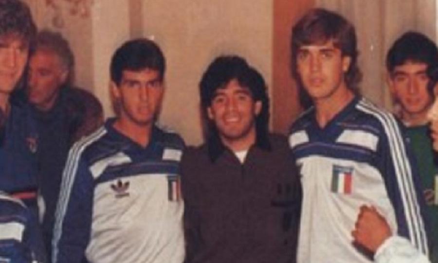 Viareggio Cup - Batistuta, 1989