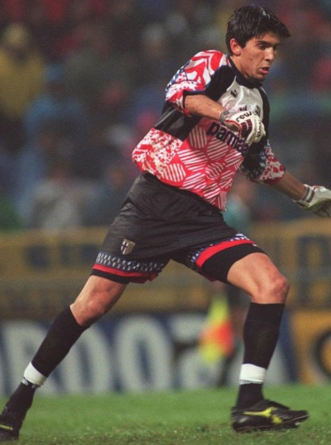 Viareggio Cup - Buffon, 1996