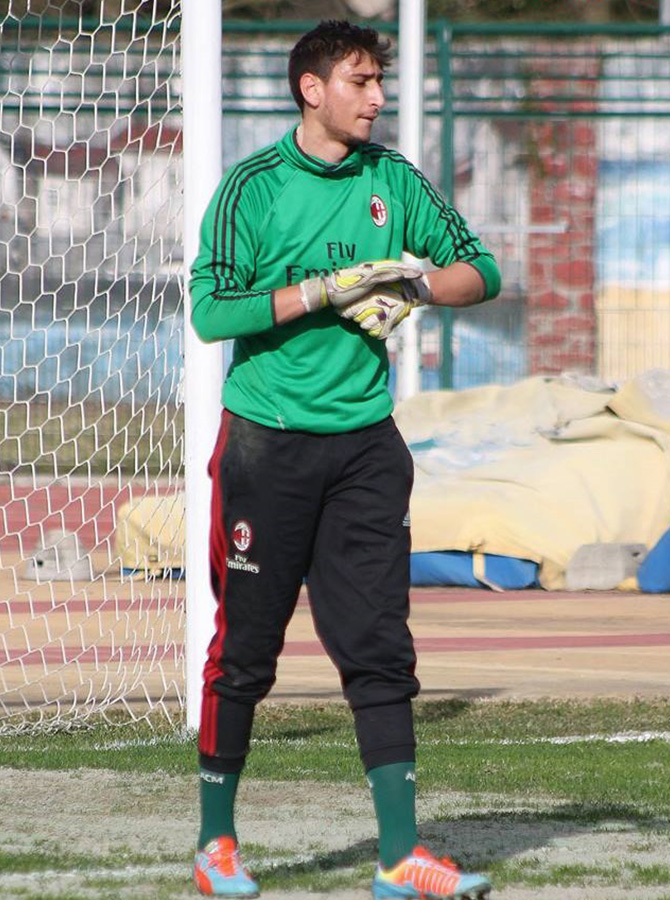 Viareggio Cup - Donnarumma, 2015