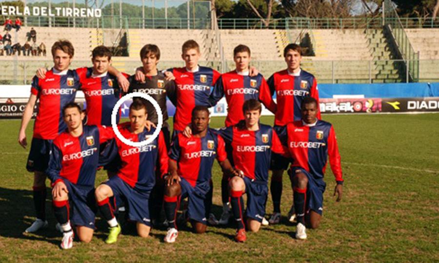 Viareggio Cup - El-Shaarawy Genoa, 2009