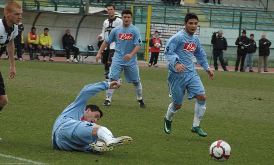 Viareggio Cup - Insigne, 2010