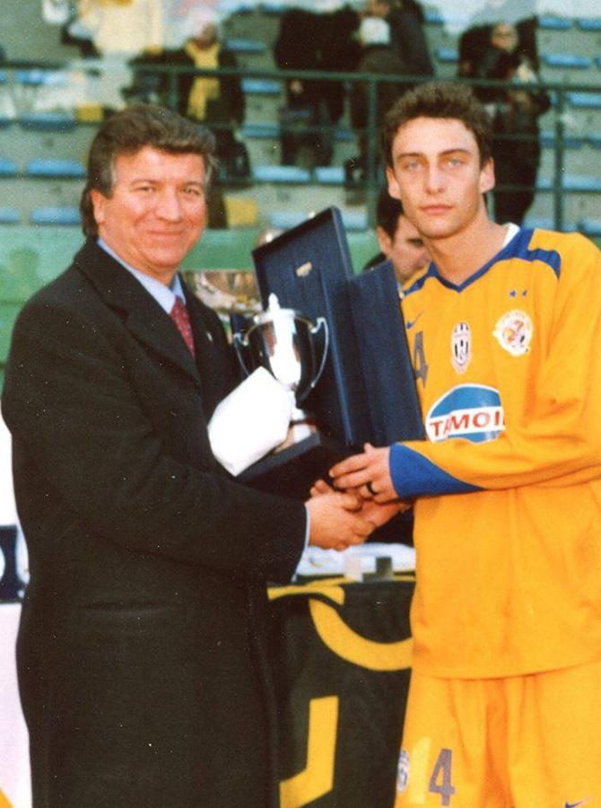 Viareggio Cup - Marchisio, 2005