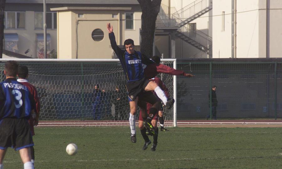Viareggio Cup - Pandev, 2002