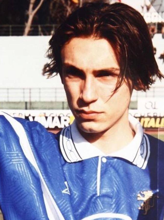 Viareggio Cup - Pirlo, 1996