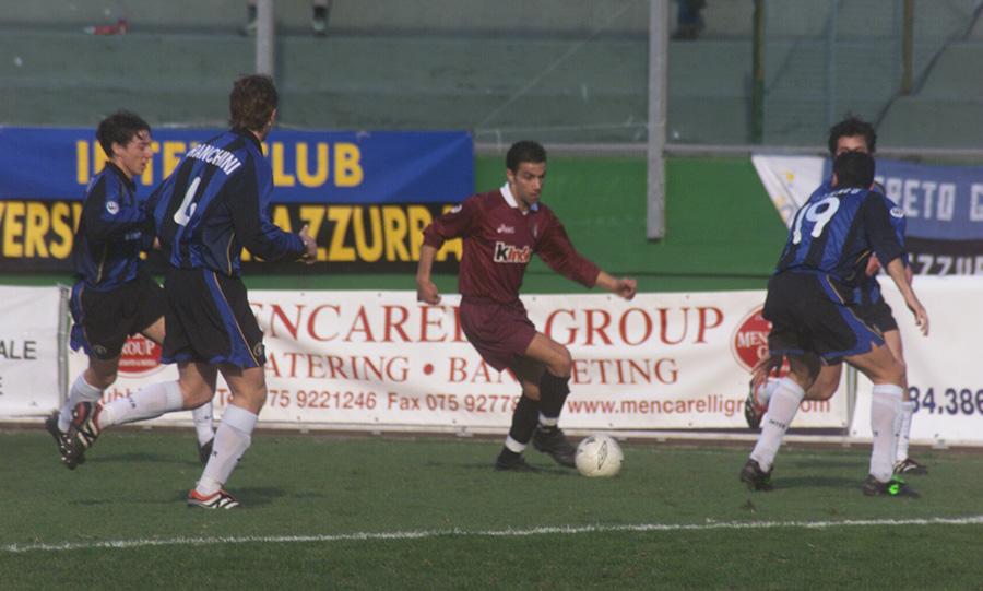 Viareggio Cup - Quagliarella, 2002
